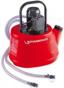 pompa spalare chimica centrala termica instalatie