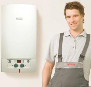 tehnician service centrale termice Bosch