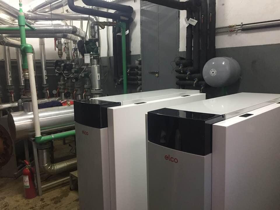 Referinte centrale termice, instalatii